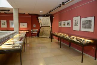 Dauerausstellung - Welt in Stein