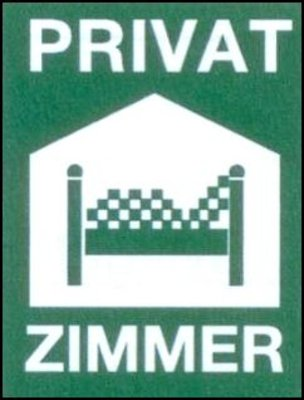 Privatzimmer Icon