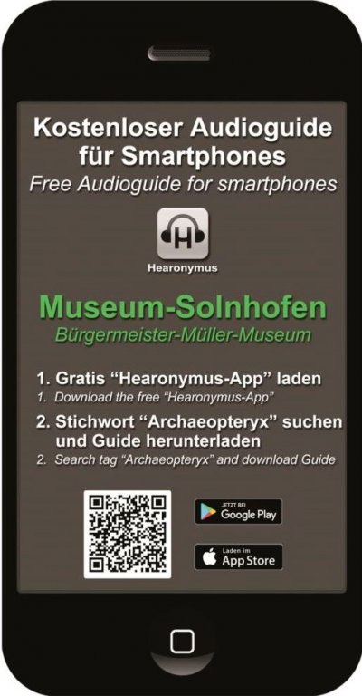 Audio Guide Smartphone